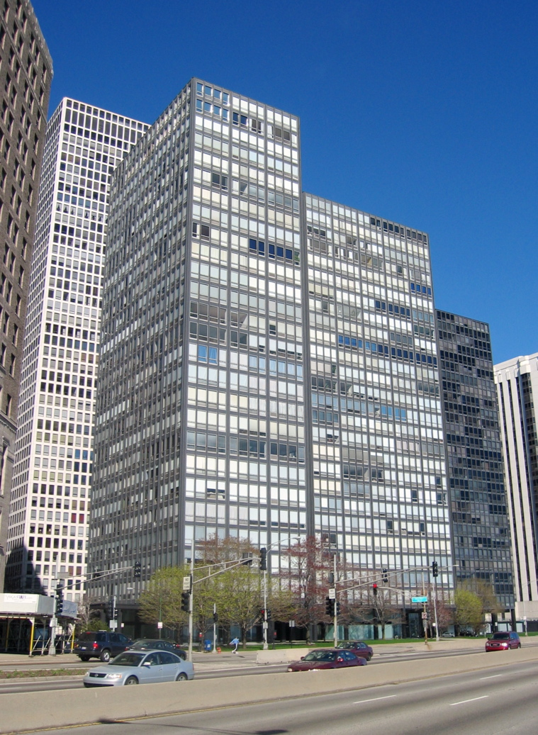 Chicago Mies Van Der Rohe Tour discover the world of mies van der rohe – distant dwellings